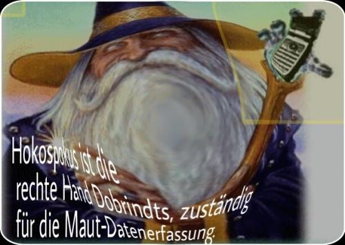 Dobrindts Maut-Datenerfasser