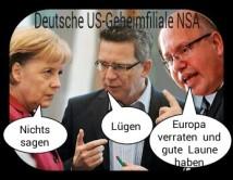 Deutsche Filiale des US-Geheimdienst NSA