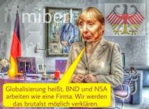 Merkel BND-NSA