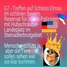 G7 in Elmau