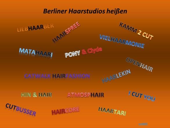 BERLINER HAARSTUDI0 NAMEN
