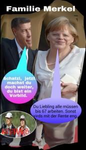 Familie Merkel-alles nur Satire[1]