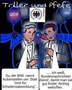 Bundesnachrichtendienst-BND-
