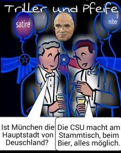 CSU ,,MÜNCHEN