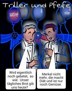 Merkel Diät