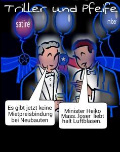 Minister Heiko Mass.. loser