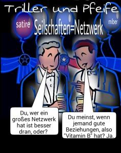 Triller& Pfeife zu Netzwerker