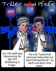 Triller&Pfeife VW Sponsoring