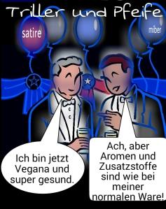 Vegane Lebensmittel.