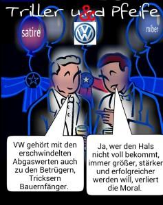 VW ohne Moral