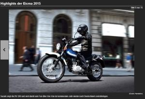 Bikes für 2016