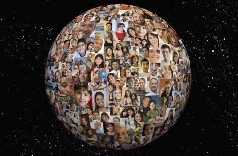 Menschender Erde