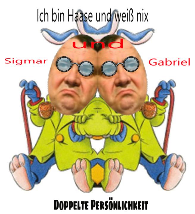 Doppelter Gabriel