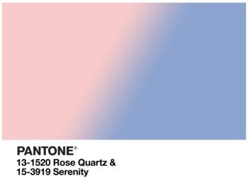 Pantone Farben 2016
